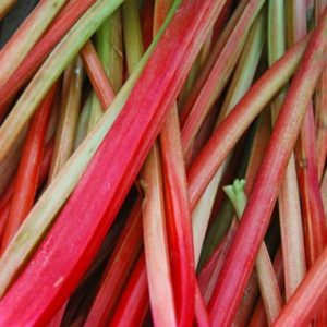 Honeyberry International Rhubarb Flavour Flavourings Natural