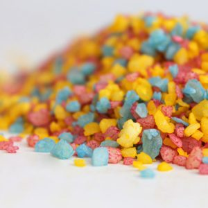Coloured Popping Candy